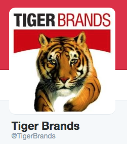 TIGERBRANDS LOGO