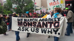 Every year, millions of people march against Monsanto.